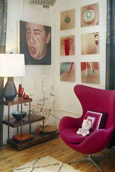 Carrie Bradshaw Real Life Apartment - Sex and the City Apartment - Harper's BAZAAR Magazine