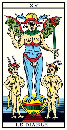 The Tarot of Marseilles Millennium Edition - The cards