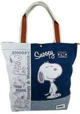 f9b18b822a Brand New Peanuts Snoopy   Woodstock Tote Bag ~ Canvas Bag Handbag
