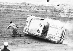"""""""Nerve, one word, that's it."""" - Junior Johnson, on what makes a driver fast"""