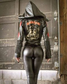 "1,873 Likes, 14 Comments - Leather Leggings (@leggings_fashion) on Instagram: ""Follow @toxicvision ❤ #leggings #leather #liquidleggings #leatherleggings #wetlookleggings #shiny…"""
