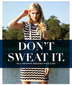 » Don't Sweat It- Fall Sweater Dressing Made Easy :: The Juice Stand – Lilly Pulitzer Fashion Blog