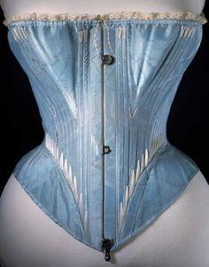 1880's corset