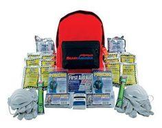 Ready America Emergency Kit, 2-Person