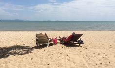 Sun break at the beach of Koh Yao Yai village. Phuket, Koh Yao Yai, Strand, Sun, Beach, Beautiful Hotels, Paradise, Traveling, Seaside