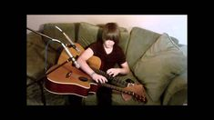 """YouTube: Jason Kertson playing """"Drifting"""" by Andy McKee - Jason performing Andy McKee's song """"Drifting"""" off of the album """"Art of Motion."""" -- Jason is using two guitars during the song: one for the bass notes and percussion and the other for the lead. ~ LOVE THIS!"""