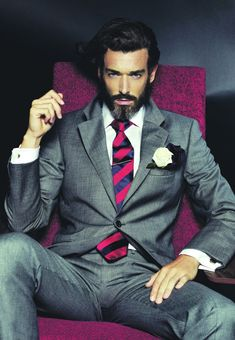 Distinguished Gentleman style