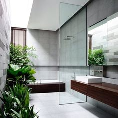 """Greenery... by Hyla Architects. #homedesign #lifestyle #style #designporn #interiors #decorating #interiordesign"""