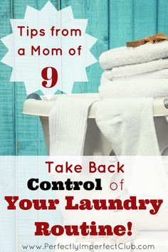 Laundry Routine Ideas from a Mom of - Home Cleaning Routine House Cleaning Tips, Deep Cleaning, Spring Cleaning, Cleaning Hacks, Cleaning Routines, Laundry Solutions, Laundry Hacks, Natural Cleaning Products, Organizing Your Home