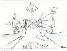 Ann Telnaes' Editorial Cartoons