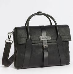 Salvatore Ferragamo 'Alpha' Briefcase
