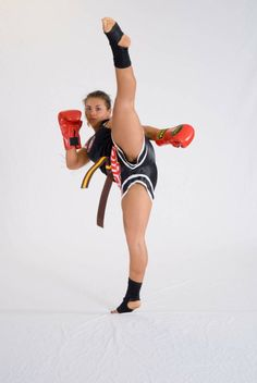 Women Muay Thai