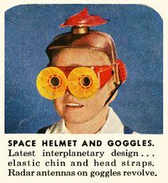 worst space helmet, ever