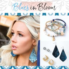 1947b96441c Plunder Design Vintage Costume Jewelry Savvy and Affordable Prices!!! Blue  and gold are trending big this Spring 💙 💛 Want to really mix things up