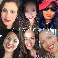 Cranberry www.senegence.com Distributor ID 204302 Facebook: Jess' Sassy Smooches. Email: jesstess79@hotmail.com