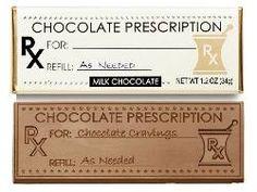 Prescription 2x5 Chocolate Bar