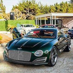 Bentley Concept Car Pebble Beach Hypercar New Bren – Top Image Collections Bentley Auto, Bentley Motors, Bentley Exp 10, Bentley Speed, Black Bentley, Bmw S1000rr, Rolls Royce, Maserati, Bugatti