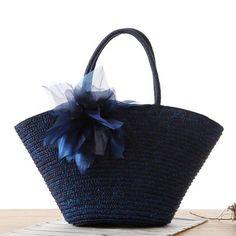 Atrra-Yo! women bag beach bag women handbag Braided shoulder bags with  flower bolsas 2016 Bohemian summer Straw bags LS8912ay 7ea4bac3a4934