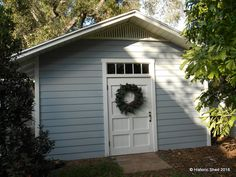 10x12 gable shed shed designs pinterest - Garden Sheds Florida