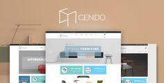 Cendo - Responsive Opencart Furniture Theme . Cendo has features such as High Resolution: Yes, Compatible Browsers: IE10, IE11, Firefox, Safari, Opera, Chrome, Edge, Compatible With: Bootstrap 3.x, Software Version: OpenCart 2.3.0.x, OpenCart 2.2.0.x, OpenCart 2.1.x, Columns: 3