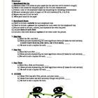 UPDATED!!! Tell the Story of the Persian War! While easily adaptable to any book/reading you have, this Persian War Storyboard assignment (1 sheet) is meant to accompany the History Alive! The Ancient World textbook (Chapter 28). However, this product comes as a word document so you can easily change it to work with your resources.