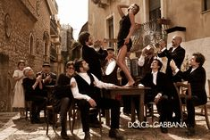 Dolce & Gabbana Fall/Winter 2013 Man campaign; Mariano Vivanco photography. 2000x1335