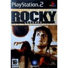 Rocky Legends PAL for Sony Playstation 2/PS2 from Ubisoft