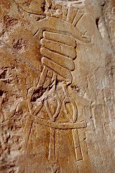 Llaves de la vida  Templo de KARNAC EGIPTO.