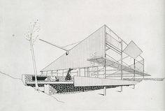 Walter Thomas Brooks. Arts and Architecture. Oct 1950, 34