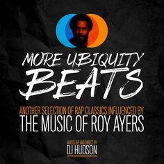 More Ubiquity Beats - The Music of Roy Ayers