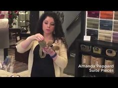 Watch Amanda Peppard of Suite Pieces create a glaze with Annie Sloan Chalk Paint® in Honfleur and Paris Grey and Artisan Scumble. Amanda does this techinque ...