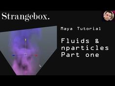 Maya Fluids and nparticles Tutorial : Magical smoke - YouTube