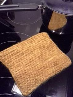 Pannulappu Knit Crochet, Knitting, Tricot, Breien, Crochet, Knitting And Crocheting, Cable Knitting, Stitches, Weaving