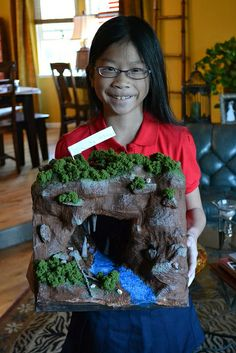 landform project ideas