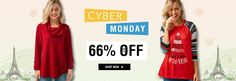 Up to 60% Off - Rotita Cyber Monday Deals https://clothingtrial.com/coupon/rotita?utm_content=buffer74616&utm_medium=social&utm_source=twitter.com&utm_campaign=buffer     #swimwear #dresses #tops #mensclothing #shoes