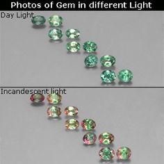 http://www.gemselect.com/alexandrite/alexandrite-350442.php  2.04ct Green/Red Alexandrite 4mm x 3mm  Shop gemstone at Gemselect.