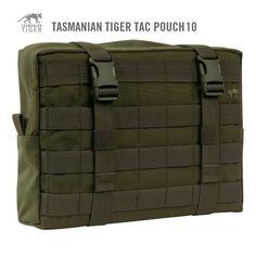 TASMANIAN TIGER POUCH 10 OLIVE - 7573