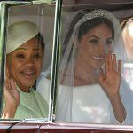 After months of anticipation, the royal wedding is finally here. As Prince Harry and Meghan Markle tie the knot at Windsor Castle, we're tracking every moment of the big day. Meghan Markle Mom, Meghan Markle Dress, Harry And Megan Markle, Meghan Markle Wedding Dress, Prince Harry Et Meghan, Meghan Markle Prince Harry, Princess Meghan, Princess Charlotte, Lady Diana