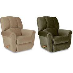 Easton power recline xr reclina rocker w 2 motor massage for Easton 2 motor massage heat rocker recliner