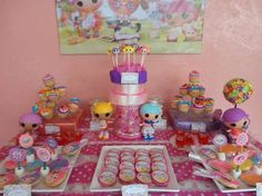 Lalaloopsy Party Birthday Party Ideas | Photo 1 of 15 | Catch My Party