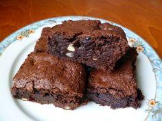 Bloomin' Brilliant Brownies (Jamie Oliverin resepti) Bloomin' Brilliant Brownies