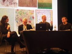 Zombie formalism panel at SVA (all images courtesy Amy Wilson/SVA)