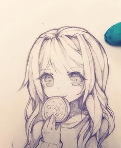 Random sketch by yoaihime / https://www.instagram.com/p/-l3So1GJjw/?taken-by=yoaihime