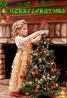 Merry Christmas Gif, All Things Christmas, Christmas Home, Feather Tree, Love People, Holiday Decor, Frost, Gifs, Father