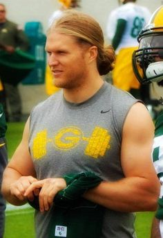 Oh hey Clay!!   Clay Matthews   Green Bay Packers