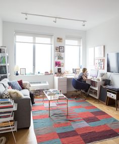 Tavi Gevinson's Brooklyn Apartment Is Just As Cool As You'd Guess