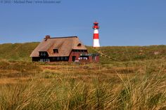 Sylt - island in northern Germany