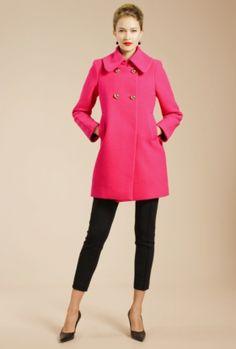 Chloe Textured Coat