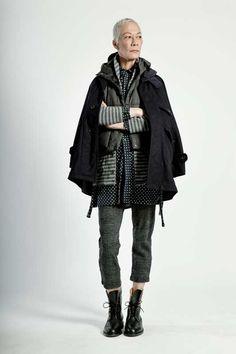 Engineered Garments. This is fierce.  SHE is fierce