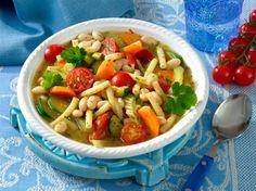 Genueser Gemüsesuppe -